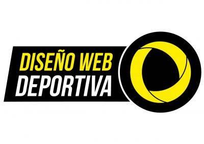 Diseño Logotipo Diseño Web Deportiva