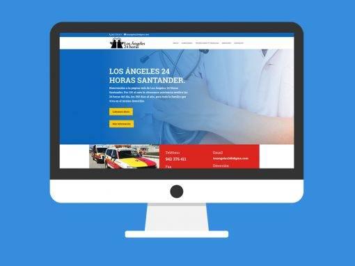 Página Web Los Ángeles 24 Horas Santander
