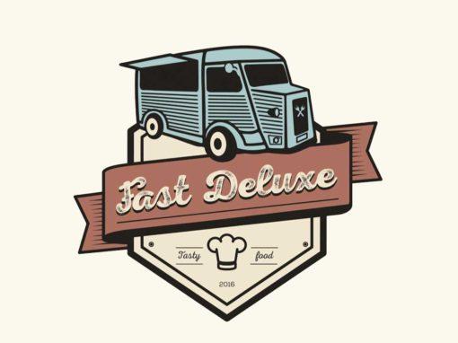 Logotipo Fast Deluxe