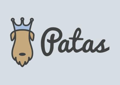 Logotipo Patas