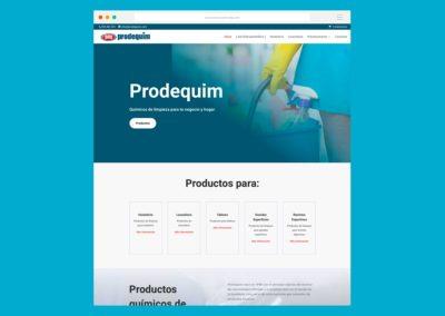 Tienda Online Prodequim SL