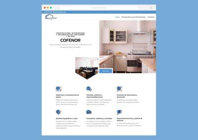 Página Web Cofenor